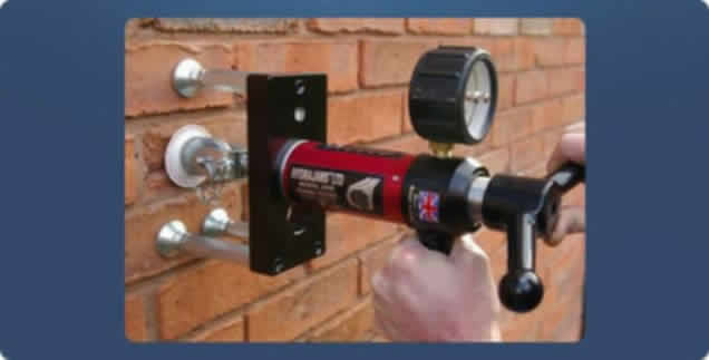 eye bolt testing for access